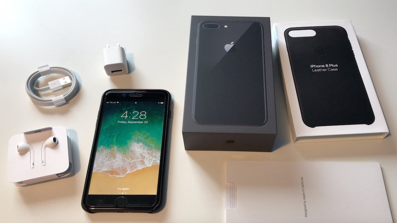 iphone 8 box